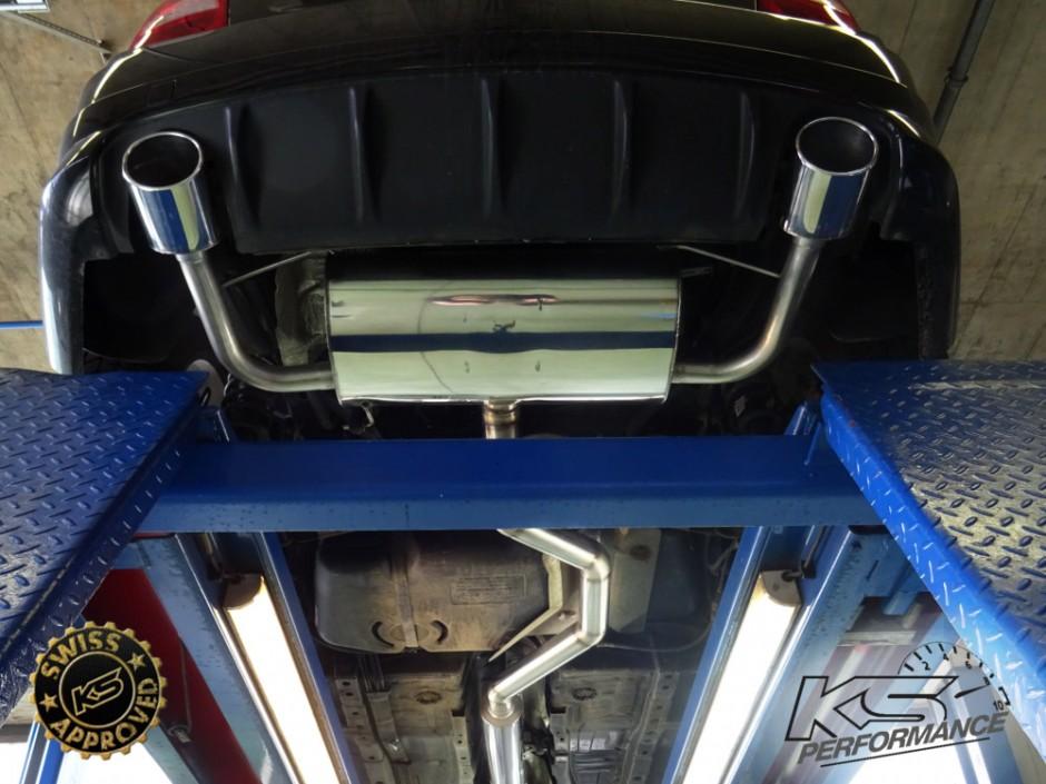 Dodge Caliber SRT4 by KS Performance 2