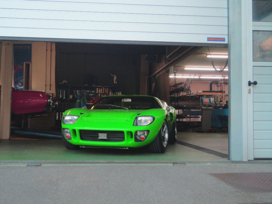 FORD GT40 by KS Classic 1