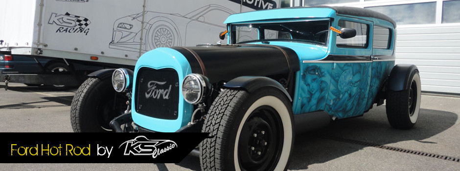 Header-Ford-Hot-Rod