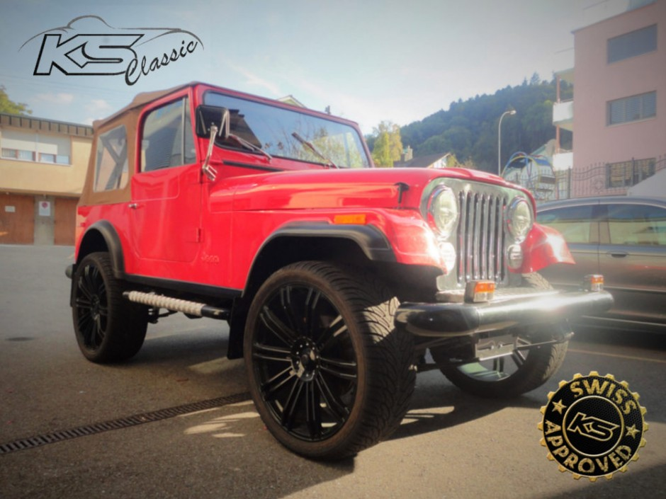 Jeep CJ7 1-KS-Classic-by-KS-Automotive-AG--Edelstahlauspuff-Chromstahlauspuff-Anfertigung-inox-exhaust-manufacturing-stainless-steel-manufacturing