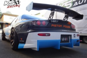 Mazda RX7 Procar by KS Racing