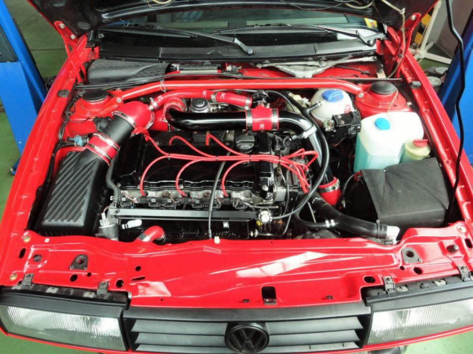 VW Corrado VR6 Turbo 1 KS WEB